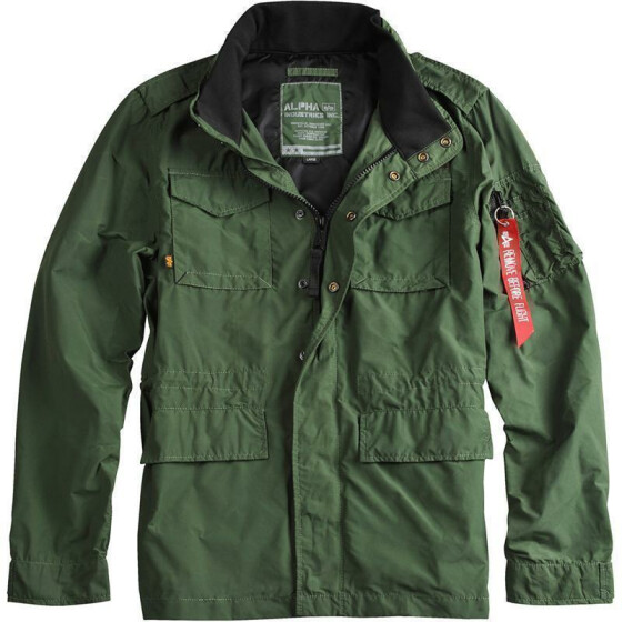 Alpha Industries Renegade Jacket, dark green