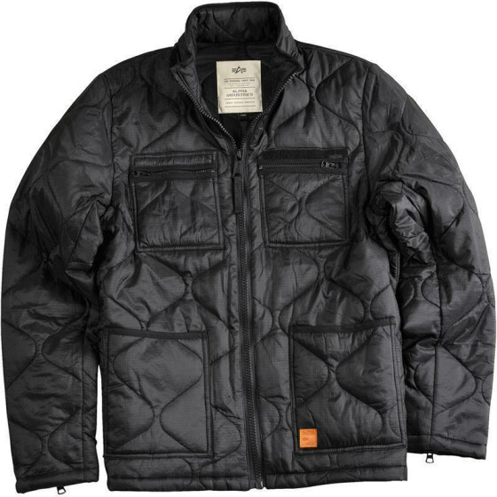 Alpha Industries ALS Jacket, black 3XL