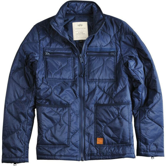 Alpha Industries ALS Jacket, rep. blue XL