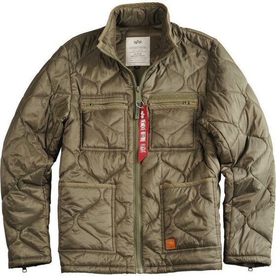 Alpha Industries ALS Jacket, olive XL