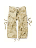 SURPLUS Engineer Vintage 3/4-Pants, desert storm XL / 102 cm