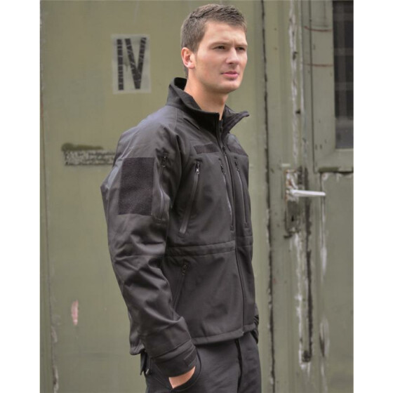 softshell jacke mil tec plus
