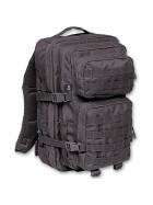BW-ONLINE-SHOP US Cooper Rucksack Large schwarz
