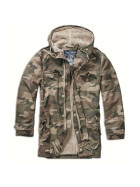 BRANDIT BW Parka, light woodland S