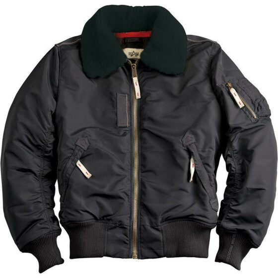 Alpha Industries Injector III, black S