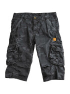 Alpha Industries Imperial 3/4, black camo 30 inches