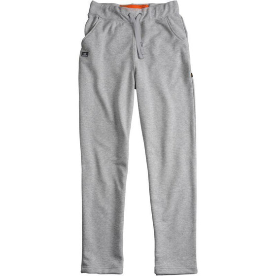 Alpha Industries X-Fit Straight Pant, grey heather