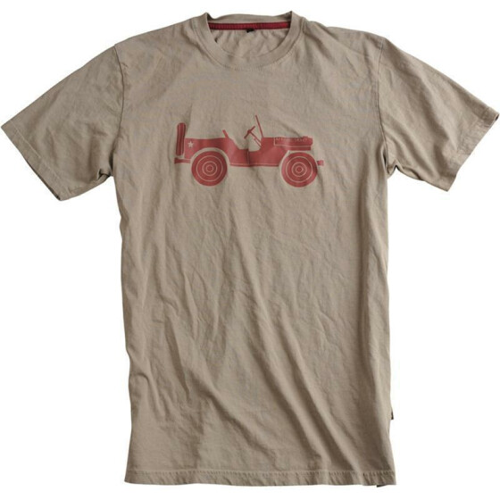 Alpha Industries Willys T , light olive 3XL