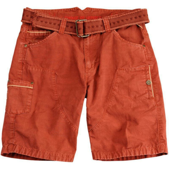 Alpha Industries Lancer Short, vintage red 38 inches