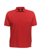 AHORN Poloshirt Classic, cayenne red 4XL