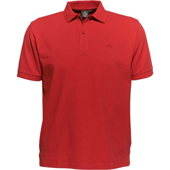 AHORN Poloshirt Classic, cayenne red 5XL