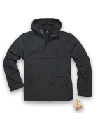 BRANDIT Windbreaker, anthrazit 4XL