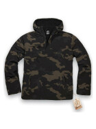 BRANDIT Windbreaker, darkcamo 3XL