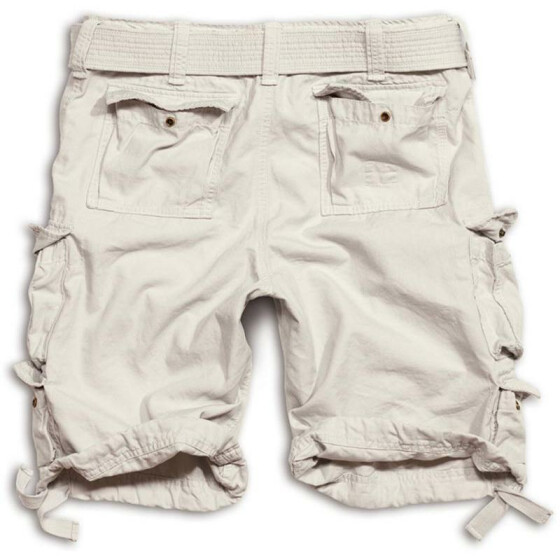SURPLUS Division Short, white 4XL - 112 cm
