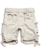 SURPLUS Division Short, white 5XL - 116 cm