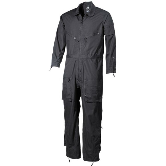 MFH Overall SECURITY, schwarz 3XL
