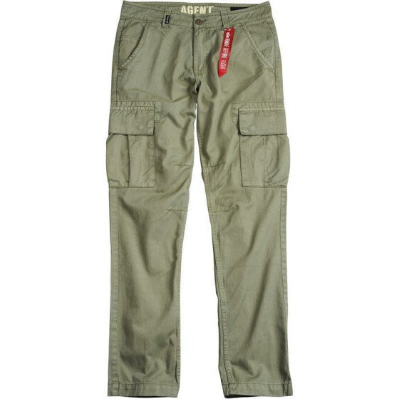 Alpha Industries Agent Cargo, light olive 34 inches