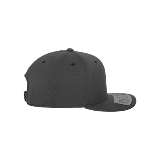 Flexfit 110 Fitted Snapback, darkgrey