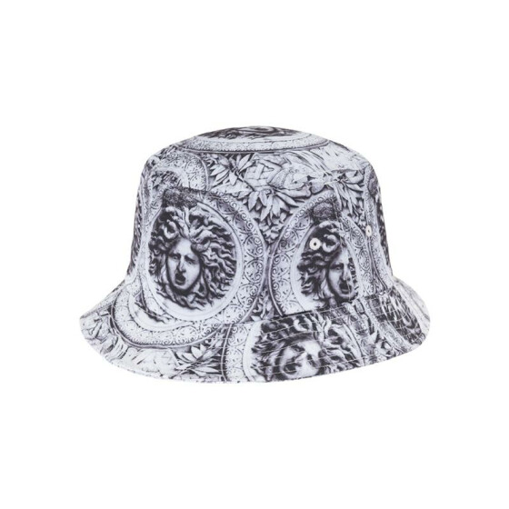 Flexfit Sun King Bucket Hat, blk/wht