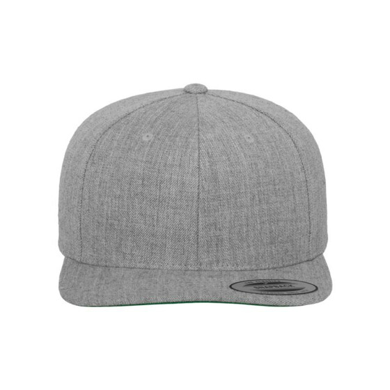 Flexfit Classic Snapback, heather