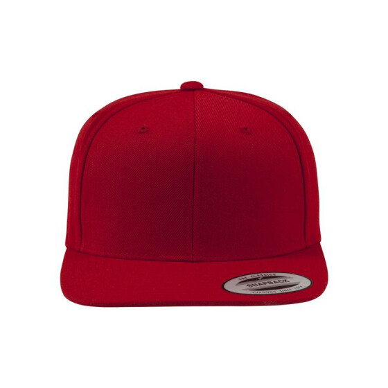 Flexfit Classic Snapback, red/red