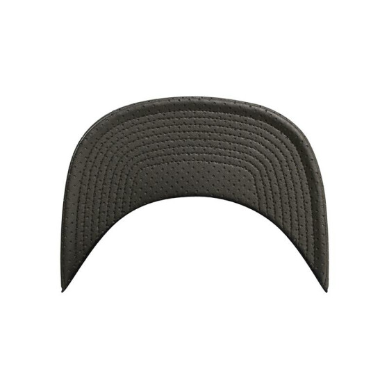 Flexfit Perforated Visor Snapback, olive