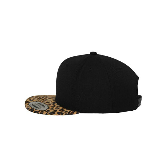 Flexfit Animal Snapback, blk/leopard