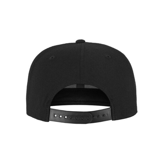 Flexfit Diamond Quilted Snapback, black