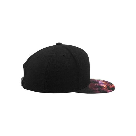 Flexfit Sunset Peak Snapback, black