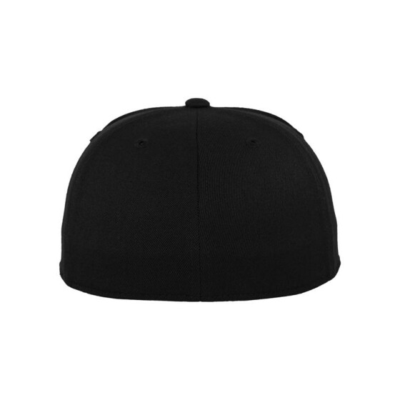 Flexfit Premium 210 Fitted, black