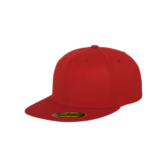 Flexfit Premium 210 Fitted, red