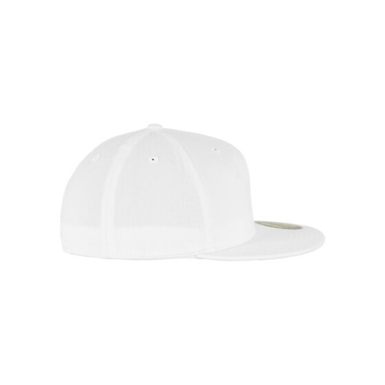 Flexfit Premium 210 Fitted, white