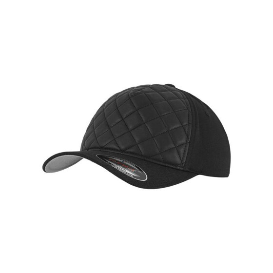 Flexfit Diamond Quilted Flexfit, black
