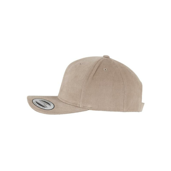 Flexfit Brushed Cotton Twill Mid-Profile, khaki