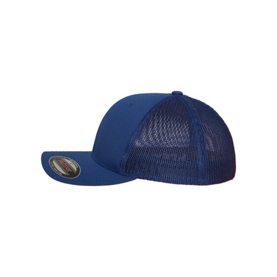 Flexfit Mesh Trucker, royal