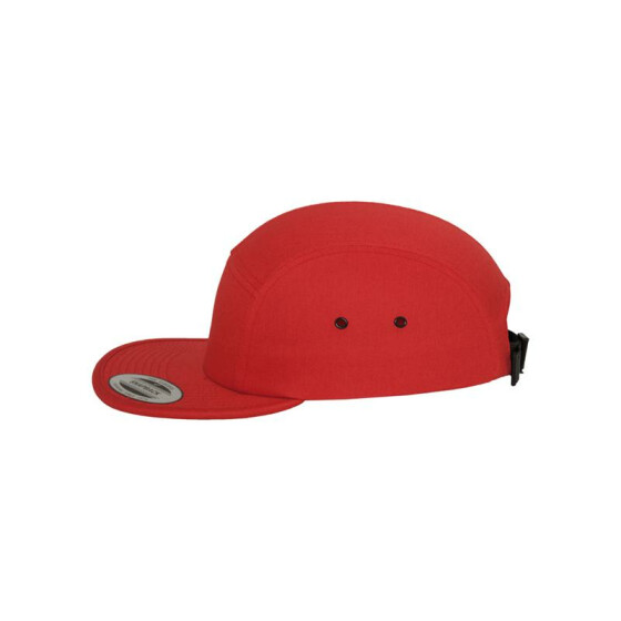 Flexfit Classic Jockey Cap, red