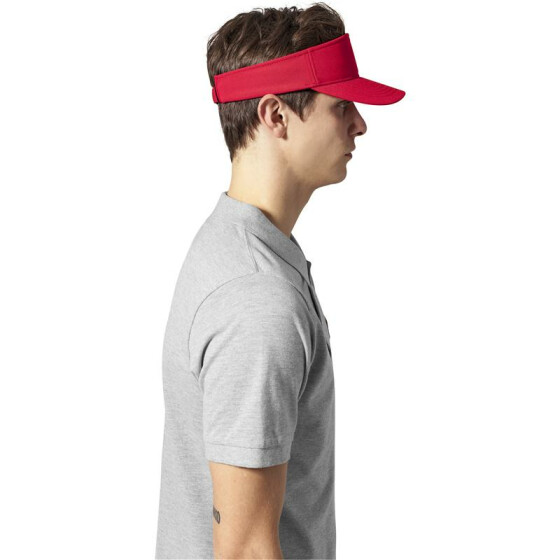 Flexfit 110 Visor, red