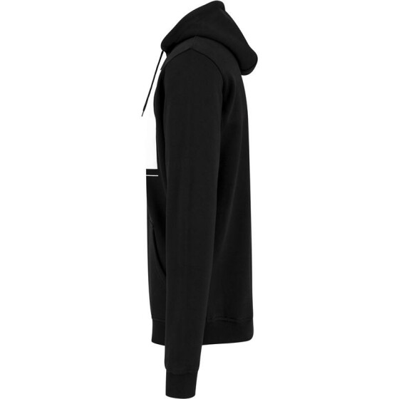 Mister Tee Smoked Out Hoody, black