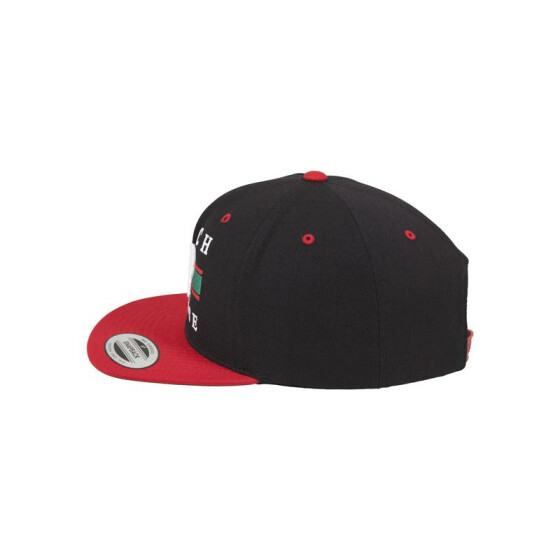 Mister Tee Bitch Please Cap, blk/red