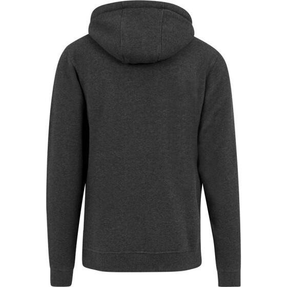 Mister Tee Dope Hoody, charcoal