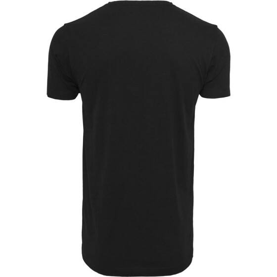 Mister Tee Ninety Nine Long Tee, black