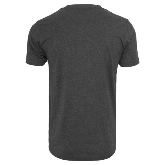 Mister Tee All Day Tee, charcoal