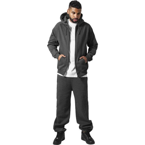Urban Classics Blank Suit, charcoal