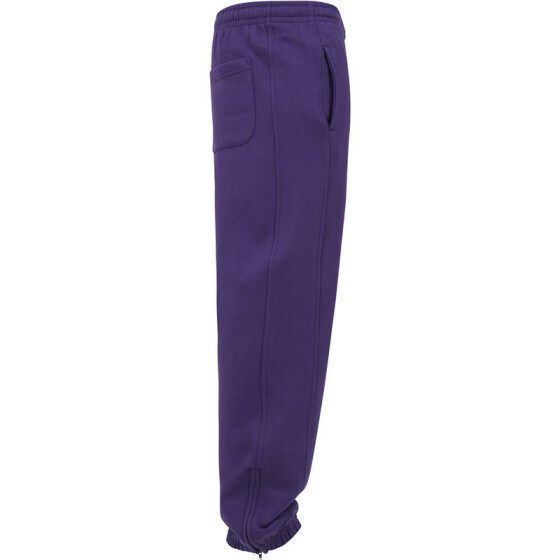 Urban Classics Sweatpants, purple