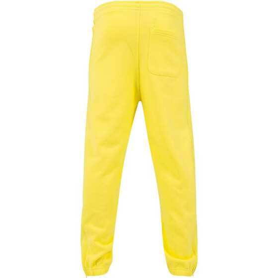 Urban Classics Sweatpants, yellow