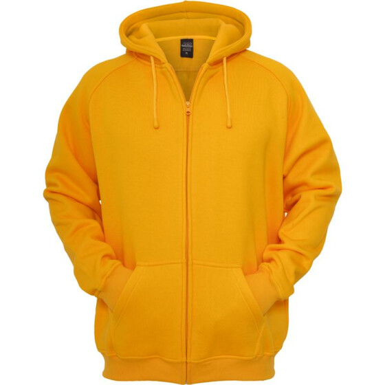 Urban Classics Zip Hoody, orange