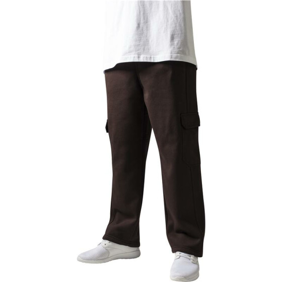 Urban Classics Cargo Sweatpants, brown
