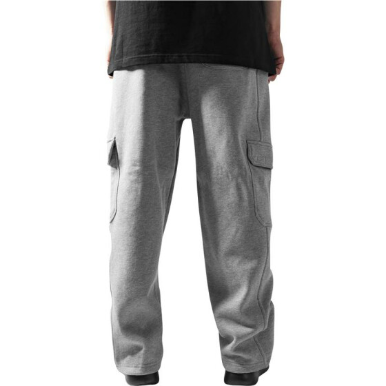 Urban Classics Cargo Sweatpants, grey