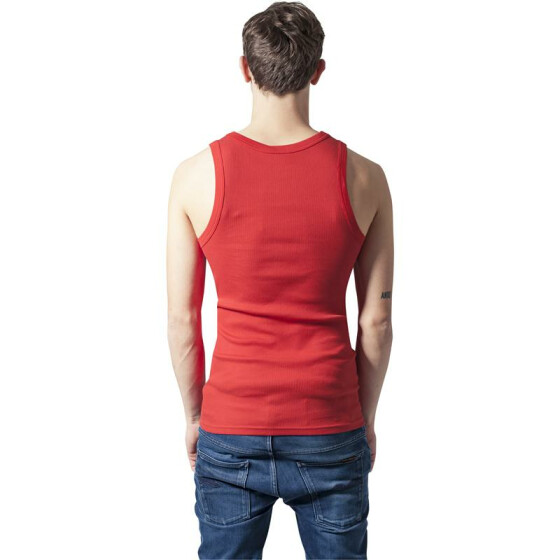 Urban Classics Mens Tanktop, red