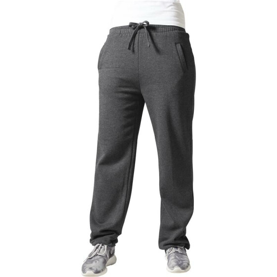 Urban Classics Loose-Fit Sweatpants, charcoal